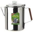 Coghlans Edelstahlkanne Coffee Pot, 12 Tassen