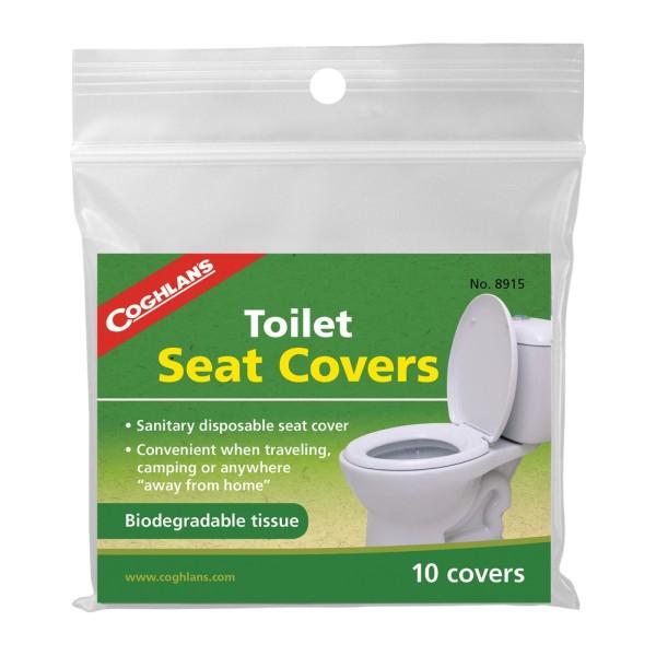 Coghlans Toilettenauflagen, 10 Stück