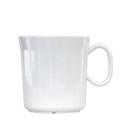 Waca Melamine white , mug 400ml
