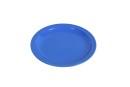 Waca Melamine blue , dessert plate Ø 19.5 cm