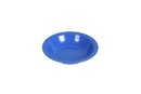 Waca Melamine blue , soup plate Ø 20.5 cm
