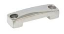 Brücke Edelstahl AISI316 für 25mm Gurtband