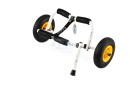 ECKLA-Cart for sea-kayak with support and wheel 260 mm ,...