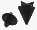Ankerball Kunststoff 300 mm und Signalkegel 470 mm im Set