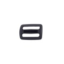 NM three-web buckle , 20 mm, 2 pcs. carded