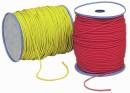BasicNature Seil, Polypropylen, 4 mm, 200 Meterrolle, gelb