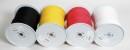 BasicNature Seil, Polypropylen, 4 mm, 30 Meterrolle, gelb