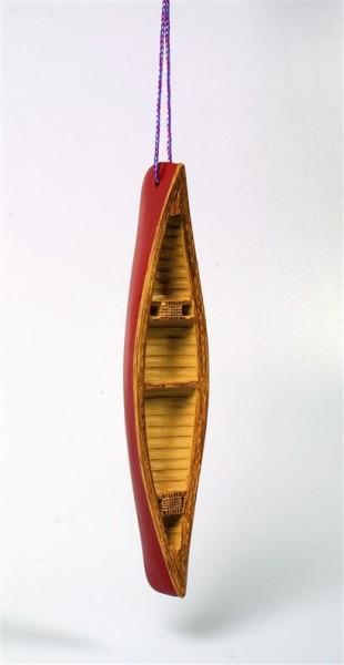 Geschenkartikel ,  Kanu, 17 cm