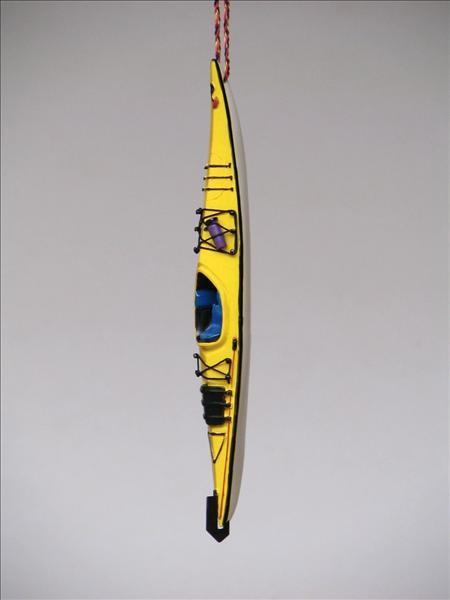 Geschenkartikel ,  See Kajak, 17,5 cm, n.m.l.