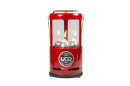 UCO Candlelier, 3 candles lantern , alu, red