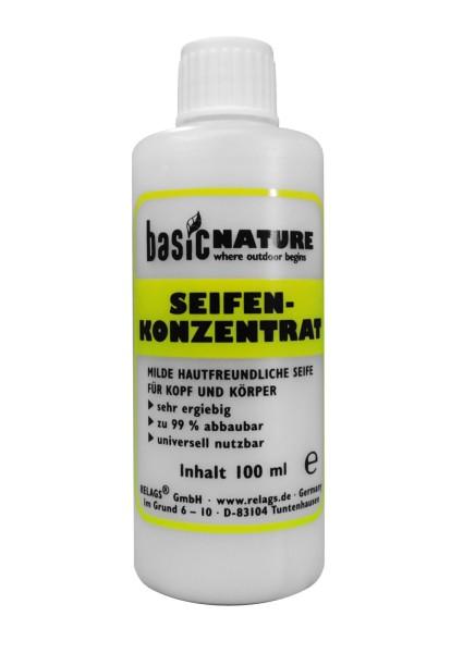 BasicNature Flüssigseifenkonzentrat, 100 ml
