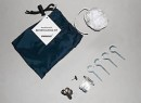 Brettschneider mounting kit for mosquito net  ,