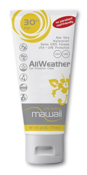 Mawaii All Weather Prot. SPF 30, 75 ml