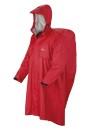 Ferrino Poncho Trekker , 140 cm, red