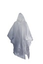 Coghlans lightweight poncho , clear