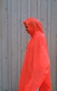 Coghlans lightweight poncho , orange