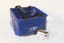 Relags folding bowl , 10 L, blue
