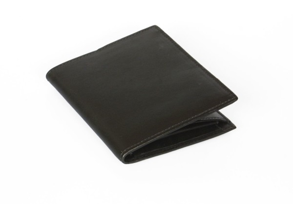 Leathersafe Purse, schwarz