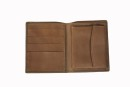 Leathersafe Purse , tabac
