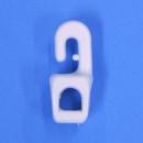 Snap Hook w/Eye Ø9x38mm, f/Ø6mm Cord,...
