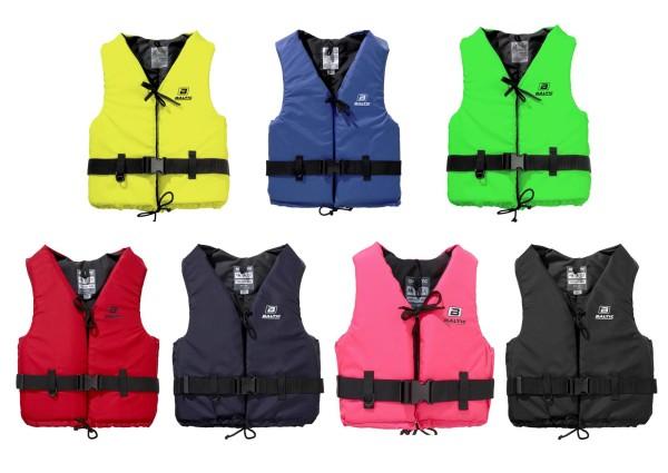 """BALTIC Schwimmweste """"Aqua"""", 50 N,  30-50 / 50-70 / 70-90 / 90 + kg, verschiedene Farben"""