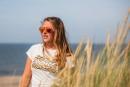 Sunglasses Lookback, Steel - Rosewood