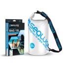 Dry Bag, Rollverschlussbeutel, wasserdichter Packsack 15...