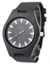 WAVE HAWAII Holz - Armbanduhr / Watch Men, ebony