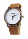 WAVE HAWAII Holz - Armbanduhr / Watch Women, zebra wood +...