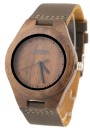 WAVE HAWAII Holz - Armbanduhr / Watch Women, walnut