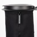 FLEXTRASH LARGE, mobiler Abfallsammler 9 Liter, Boldly Black