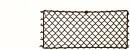 Netz, Gepäcknetz, leicht elastisch, 17 x 40 cm, mit...