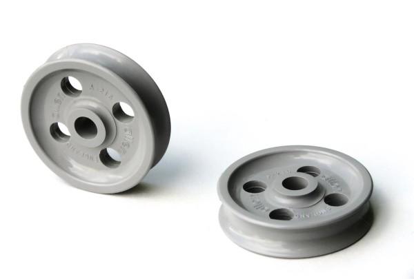 Rolle aus Acetal 49 x 13mm
