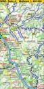 Wassersport-Wanderkarte Nr.2, Deutschland-West mit Karte...