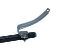 ECKLA-Flat-oval support for roofrack, bar 20x3Omm. steel,...