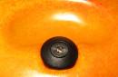 Deckfitting Knopf, Überwurf für Gummileine...