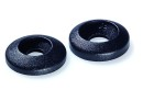 5 mm Plastic finishing washer - thick 4 mm
