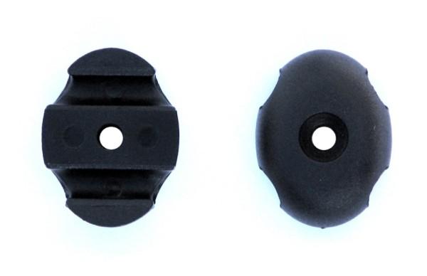 Mutter und U-Scheibe Deckfitting 39//13 mm für Kajak Kanu mit Schraube