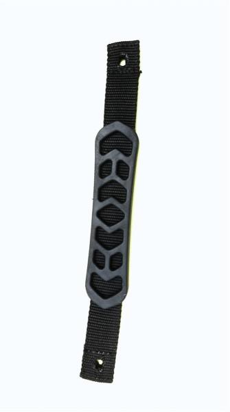 Deck Fitting für Gurtband und Griff 25 mm mit Schraube