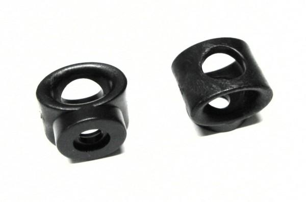"""Deckfitting, Seilführung """"rope loop"""" mit Schraube Ø 5 mm, 1 Stück"""