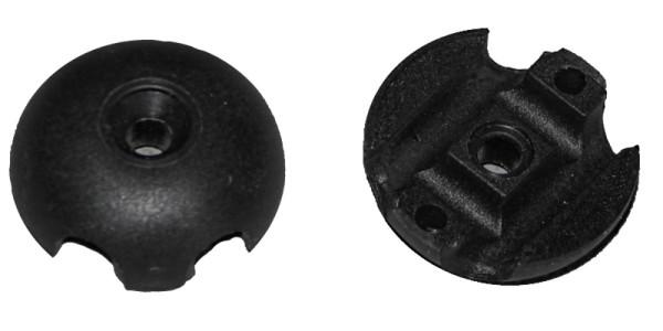 KS-deckfitting 34/11, ø 5 mm ,1 pcs