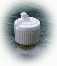 Relags bottle with pour spout cap  , 2 pieces each 50ml