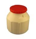 Weithalstonne, Gepäcktonne 8 Liter, wasserdicht, Tonne / Fass