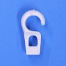 Snap Hook w/Eye Ø9x40mm, f/Ø6mm Cord,...