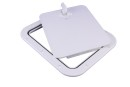 Inspection Hatch w/ Removable Cover, White, 306x356mm
