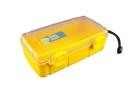 Unbreakable case, Sea Shell 224x130x70mm, waterproof, yellow