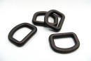D - Ring Heavy Duty, 25 mm, Nylon, Pack á 10...