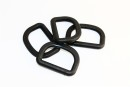 D - Ring Heavy Duty, 30 mm, Nylon, Pack á 10...