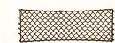Netz, elastisch, 17 x 75 cm