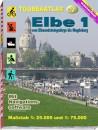 Wasser- und Radwander - TourenAtlas TA7 Elbe...